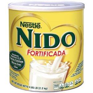 $19.99Nestle NIDO 雀巢升级配方全脂罐装奶粉,4.85磅
