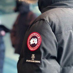 低至6折 $417起 价格包税Canada Goose 夹克特卖 加拿大国宝 科考队标配