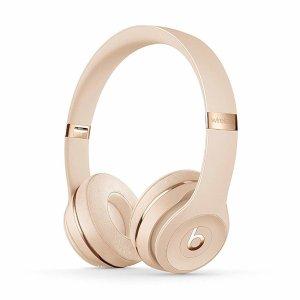 Beats by Dr. DreSolo 3 Wireless 玫瑰金
