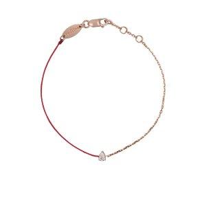 Redline小红绳独钻手链