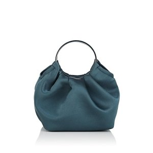 The RowDouble-Circle Micro Satin Bag