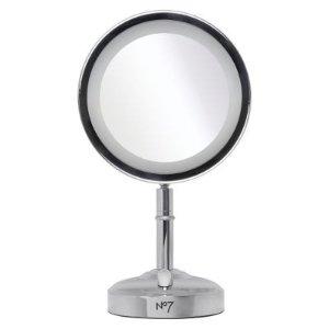 No7LED化妆镜 silver