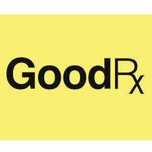30天免费试用GoodRx Gold 药房处方药每月订阅优惠