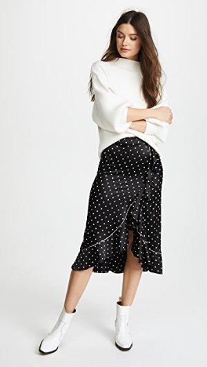 Ganni Dufort Skirt | SHOPBOP