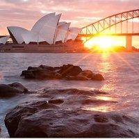 澳大利亚及新西兰航线