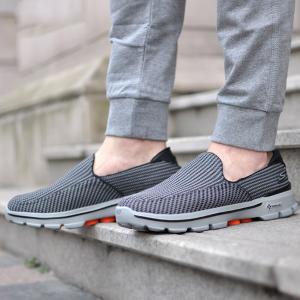 史低到手¥173限¥42.5码:Skechers GO WALK 3系列 男式健步鞋