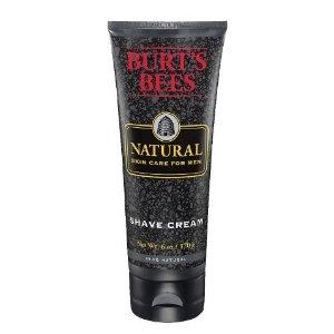 Burt's Bees Natural Skin Care for Men, Shave Cream6 oz