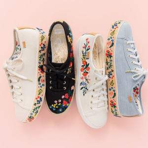 New Release: From $49Keds x Rifle Paper Co.@Keds