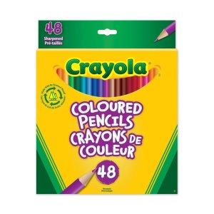 Crayola48色彩铅