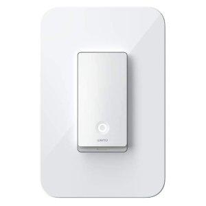 $29.99WeMo 2代 智能开关 支持Google\Alexa\Apple