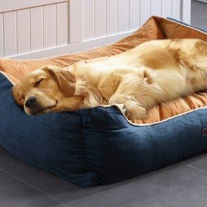 仅$35 宠物热卖榜销量5k+Groupon 加厚的宠物床团购 可拆洗