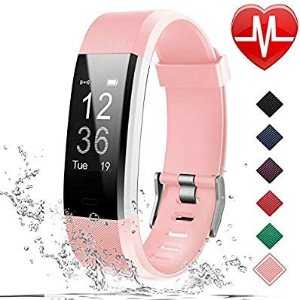 $22.94LETSCOM Fitness Tracker HR, Activity Tracker Watch