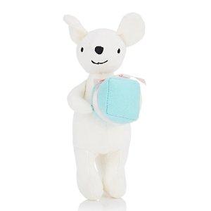 JELLYCAT Mini Messenger Mouse Plush Toy