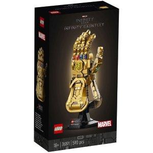 Lego无限手套 76191