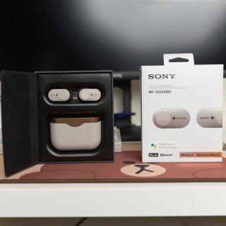 索尼WF-1000XM3 这可能是当下最好的无线耳机...除了...