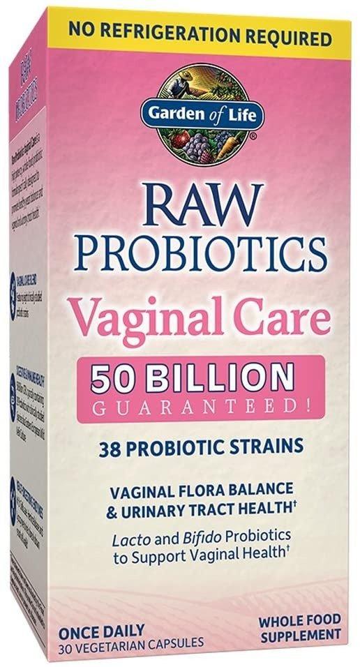 阴道护理益生菌