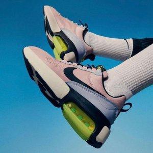 折扣区5折起Nike官网 女鞋专区大促  Air Max、Blazer、AJ超全配色都有