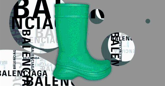 """巴黎世家 x """"洞洞鞋""""Crocs 2022春夏系列曝光巴黎世家 x """"洞洞鞋""""Crocs 2022春夏系列曝光"""