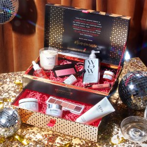 变相低至2.5折 €105收(价值€420+)超划算:Lookfantastic 2020美妆礼盒 11件全正装产品2件回本