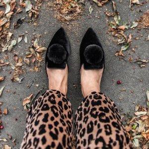 折扣区额外6折 断码中最后一天:Ann Taylor 女士高跟鞋、穆勒鞋、短靴等热卖
