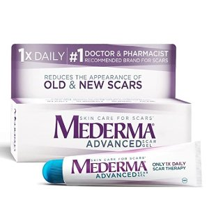 Mederma Advanced Scar Gel 0.7 Ounce