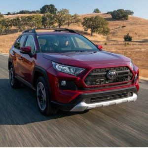 Toyota/Lexus 4月销量分析这几款车型的热销 没能挽回Toyota的颓势