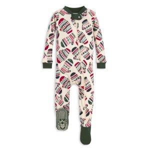 Burt's Bees Baby婴童有机棉连体睡衣