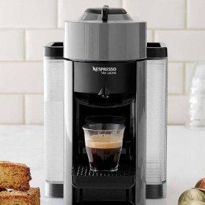 $99.99史低价:Nespresso Evoluo by De'Longhi 胶囊咖啡机+30个胶囊