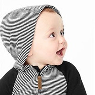 Up to 60% Off + Extra 25% Off $50+Carter's Boys Fall Apparel Sale