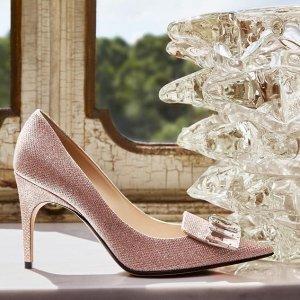 低至2.8折 超有女人味儿Sergio Rossi 意大利顶级高跟鞋热卖 凯特王妃最爱的仙女鞋