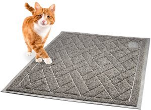 史低价!$18.38 (原价$43.99)闪购:史低价!Pawkin 高级猫砂垫热卖,猫奴必备