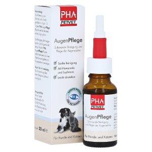 建议长期使用PHA 猫狗眼部护理 温和清洁眼部区域 减少宠物抓挠