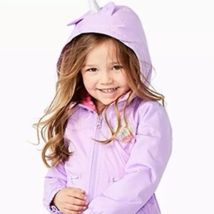Save Up to 70% Off + 20% Off + Fun CashNew Markdowns: Carter's Kids Apparel Clearance
