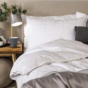 低至3折 £18收超暖双人被Snuggledown 臻选被芯、枕头 暖心热卖 睡得安心家人放心