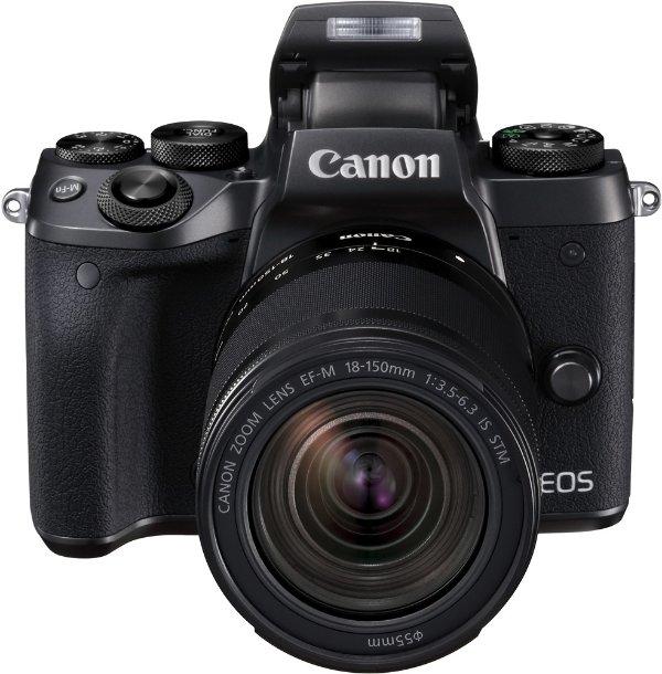 EOS M5 + 18-150mm 无反相机套装