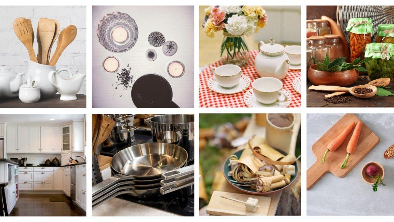 英国厨具指南 | 英国常用锅具,烹饪工具,餐具刀具,烘培工具科普(附购买途径及英文名称)