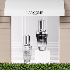 Up to $268 valued giftswith $120+ ADVANCED GÉNIFIQUE EYE LIGHT PEARL @ Lancôme