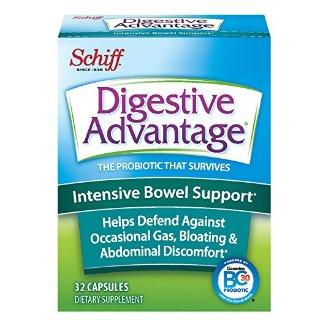 $7.86呵护肠胃健康Digestive Advantage 成人日服益生菌 32粒