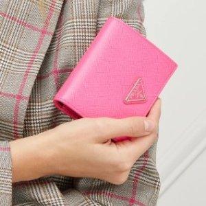 无门槛8.5折 穿搭不可缺少24 Sèvres 精选各类配饰热卖 入Prada小钱包、Celine首饰