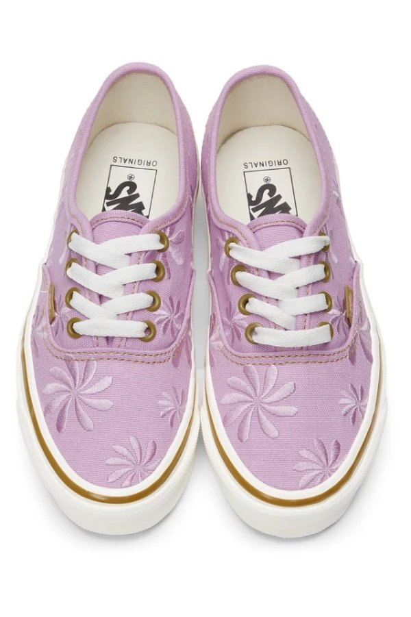 OG Authentic LX 刺绣帆布鞋