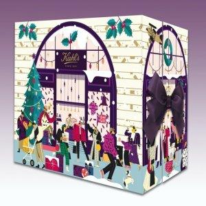 € 215.00 牛油果、金盏花都有Kiehls X Selfridges 圣诞日历上市 含11件正装+13件超豪华正装