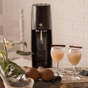 $129.99(原价$149.99)+免税圣诞礼物:Sodastream 气泡水机 DIY苏打水 健身人士/减肥必备