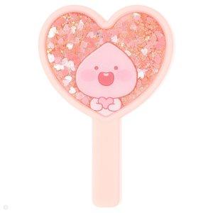 KAKAO FRIENDS粉色桃子小镜子