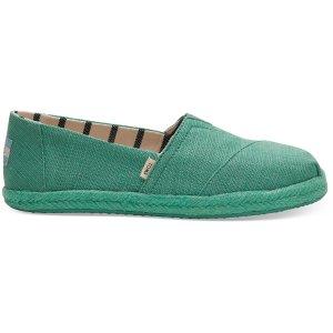 Toms女士平底鞋
