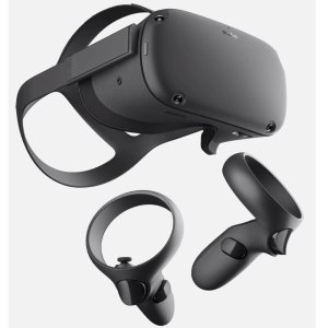 $199Oculus Quest All-in-one VR Gaming Headset – 64GB Renewed