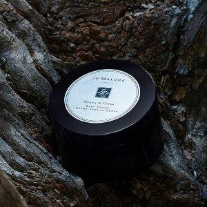 送蜡烛2件套 (价值$70)Jo Malone 维他命E护肤系列 顶级滋润,清爽抗氧化