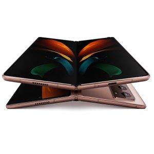 9月8日开启预订,安卓机皇预告:Samsung Galaxy Z Fold2 5G 第二代折叠屏手机