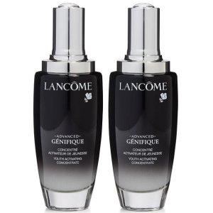 $285(价值$356)Macy's Lancôme 小黑瓶精华100ml双件套热卖
