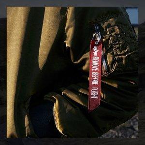 低至4折 T恤$11.99Alpha Industries 季末大促 男女夹克特卖 收NASA合作款