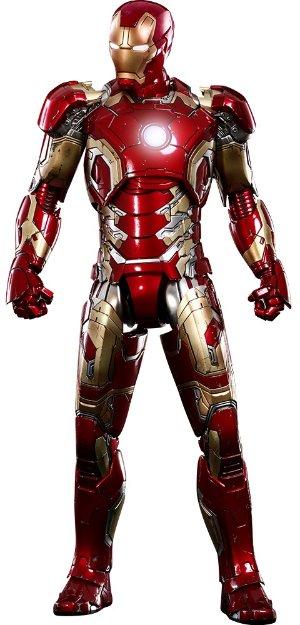 Marvel Iron Man Mark XLIII Sixth Scale Figure by Hot Toys